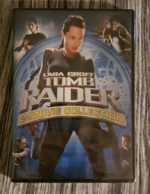 Tomb Raider 2 Movie Poster Print Angelina Jolie Bikini For