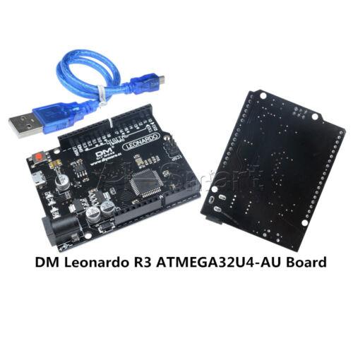 Leonardo R3 Pro Micro ATmega32U4 5V//16MHZ Arduino Development Board With Cable