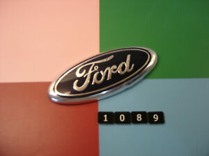 Genuine New FORD GHIA BADGE Emblem Early Fiesta Escort Granada Sierra Mondeo
