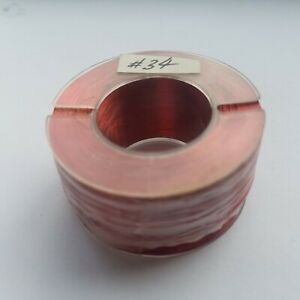 Enameled-Copper-Magnet-Wire-34-AWG-5-14oz-Spool