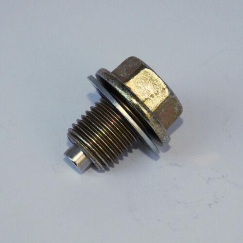 PSR0203 Magnetic Oil Sump Drain Plug Suzuki Sidekick 89-98 1.3L 1.6L