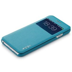COVER-034-ROCK-UNI-SERIES-034-IN-PELLE-PER-IPHONE-6-PLUS-5-5-034-AZZURRO-PELLICOLA