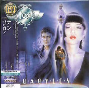 TEN-BABYLON-JAPAN-MINI-LP-CD-F83