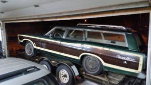 1967 Ford Club Wagon