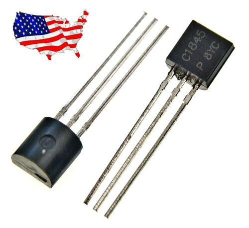 8YC /' 2SC1845 -P - from USA 4 pcs Transistor