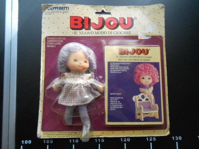 Bijou Ceppiratti il nuovo modo di giocare Doll Bambola
