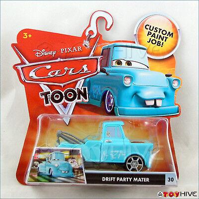 Disney Cars Toon Tokyo Mater Drift Party Mater 30 Ebay
