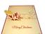 Pop-Up-3D-Postkarte-Grusskarte-Geburtstagskarte-Weihnachtskarte-Hochzeitskarte