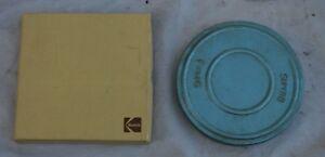 Vintage-Eastman-Kodak-Super-8-Take-Up-Reel-Metal-Film-Reel-Plus-1-other-Reel