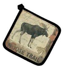 Kay Dee Designs Wilderness Trail Moose Potholder R0752