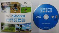 Wii Sports (Nintendo Wii, 2006) Brand NEW !!