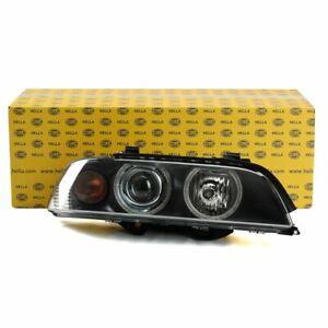 HELLA Hauptscheinwerfer + Stellmotor XENON für BMW 5er E39 LIMO + TOURING rechts