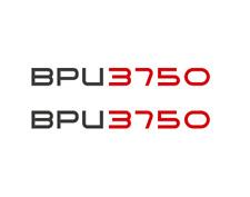 all models VP WP DPS WPU DPU WACKER NEUSON BPU 4045 DECAL STICKER KIT SET