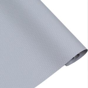 Details about Non Adhesive Easy Shelf Non Slip Grip Liner Kitchen Drawer  Liner Shelf Mat(Grey)