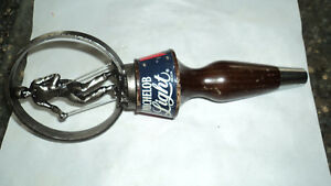Michelob-Light-Skier-Beer-tap-handle