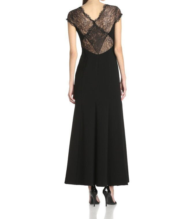 NEW NEW NEW BCBG MAX AZRIA PETITE JULIA FITTED EVENING GOWN UYS6Z991 L282A SZ 4P 7f09ba