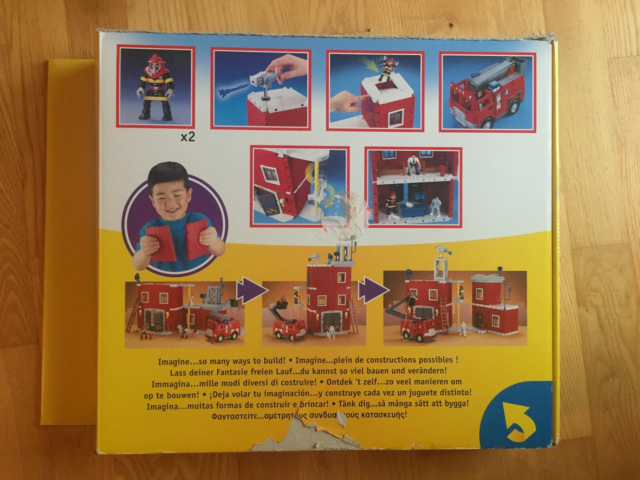 Fisher-Price klassikere, Imaginext Emergency Centre 78332