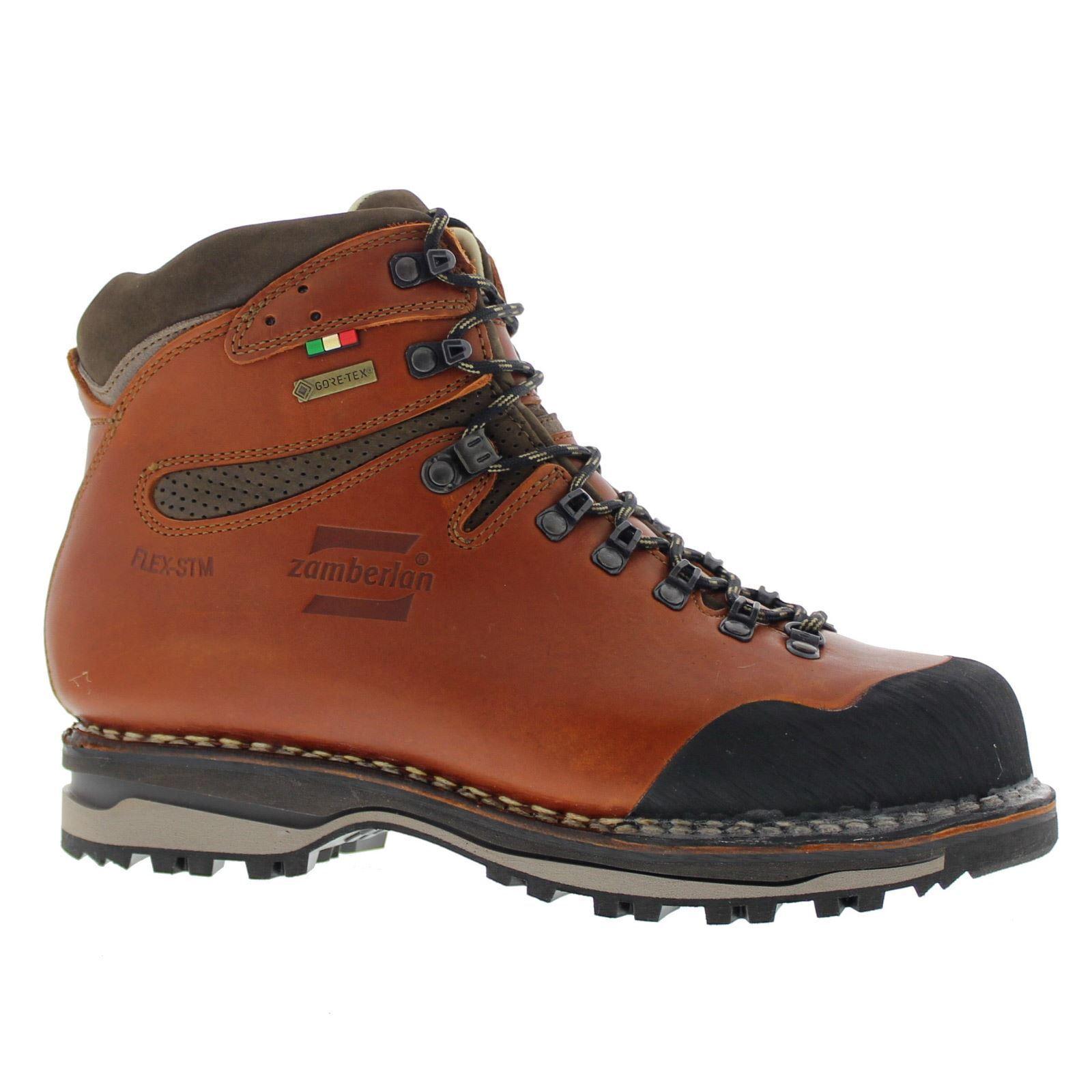 Zamberlan 1025 Tofane Nw Gore-Tex RR Brick Mens Mountaineering Boots