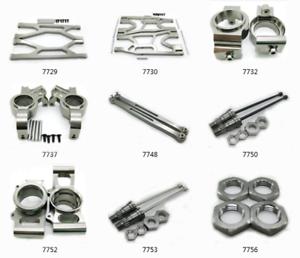Aluminum Alloy Parts For 1//5 Traxxas X-Maxx Truck RC car Upgrade Parts Titanium