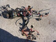 jeep grand wagoneer dash parts jeep grand wagoneer complete dash wiring harness 85 older