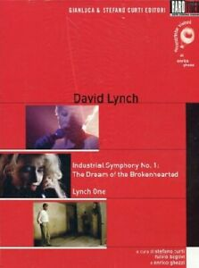 David-Lynch-Industrial-Symphony-No-1-Lynch-One-2-Dvd-Libro-RARO-VIDEO