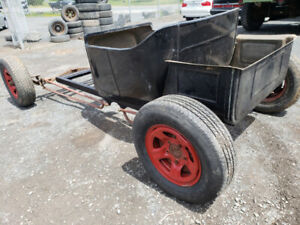 1927 Ford T Bucket Rolling Chassis