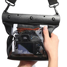 Underwater 20M Waterproof DSLR SLR Case Cover For Canon 550D 50D 60D Nikon D700