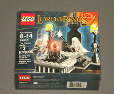 Lord of the Rings LEGO Set 79005 LOTR The Wizard Battle w Gandalf & Saruman NEW