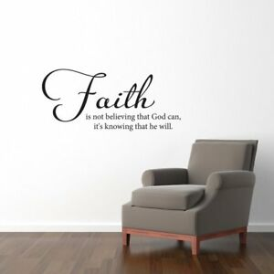 Faith-is-not-believing-that-God-can-Faith-Biblical-chapters-verse-Wall-Decal