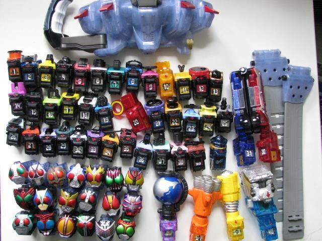 Kamen Rider Fourze controlador DX astro Interruptor completa 1-40  S  La leyenda 19 Set