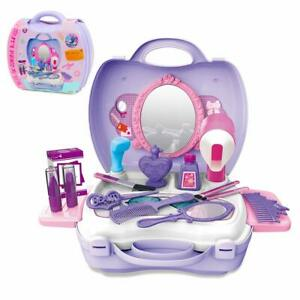 Details about Play Makeup for Little Girls Princess Toys Pretend Make Up  kit for Toddlers Kids