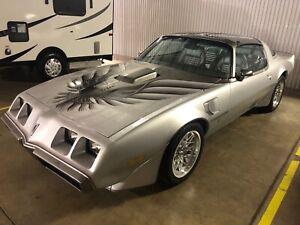 1979 Pontiac Trans Am 10th Anniversary Edition Ebay