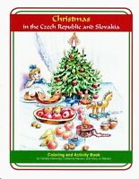 Christmas In The Czech Republic And Slovakia Coloring & Activity Book,