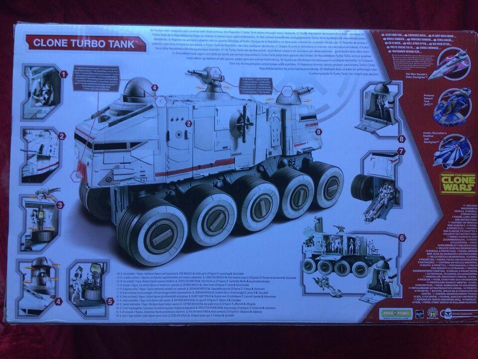 Clone Turbo Tank, Hasbro