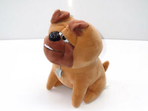 The-Secret-Life-Of-Pets-Mel-Pug-Dog-Soft-Plush-Toy-22cm-Brand-New-With-Tag