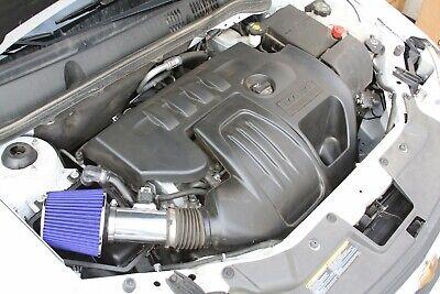 BLUE FILTER FOR 07-10 Pontiac G5 Base//SE//GT 2.2L 2.4L L4 RAM AIR INTAKE KIT