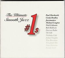 Ultimate Smooth Jazz #1s (2013, CD New)