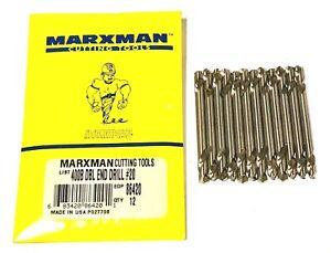 "Eclipse 7//32/"" Center Drill High Speed Steel Centering Drills USA Made 12 Pack"
