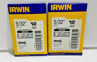 Irwin Tools 60610 5//32-Inch Double Ended Body Pack of 12
