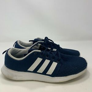 Mens-Adidas-Cloudfoam-Blue-Sneakers-Size-11