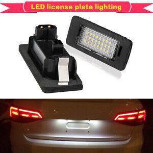 2-x-24-LED-Error-Free-License-Plate-Light-For-BMW-E92-E93-M3-E90-E70-E60-E39-F30
