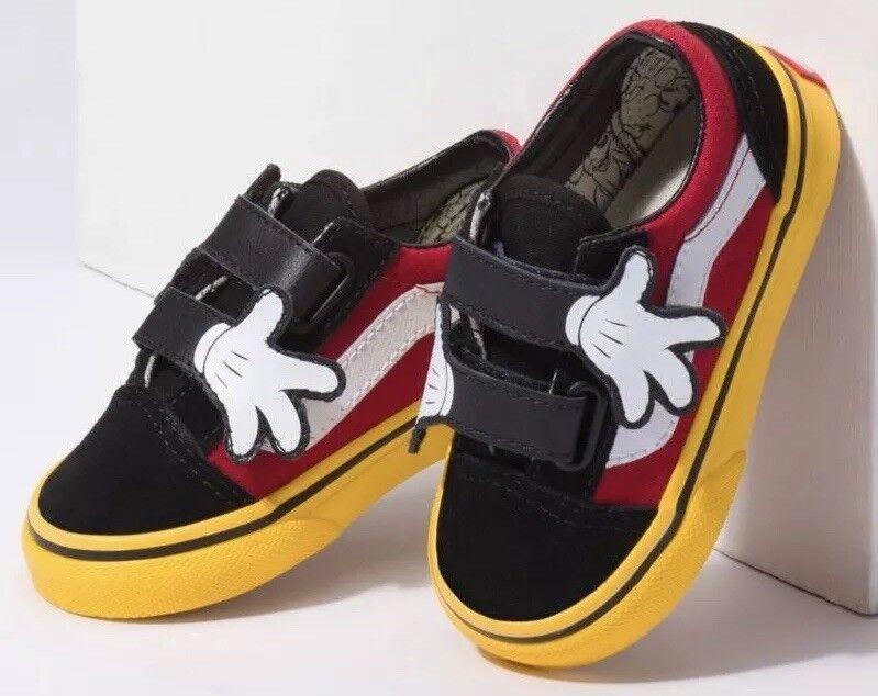 NEW Disney Vans Old Skool V Mickey