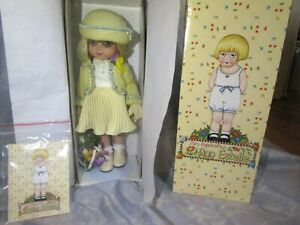 Mary Engelbrite Doll Ann Estelle May day suit NIB ADORABLE + amazing!