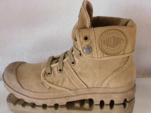 PALLADIUM Pallabrouse Baggy Damen Desert Boots Beige Woodlin//Honey 9247827 Neu