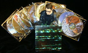 The-Ultimate-Matrix-Collection-DVD-04-10-DiscGENTLE-GIANT-Neo-Bust