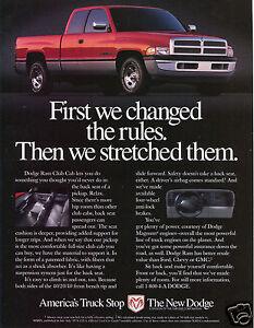 1995-Dodge-Ram-1500-Club-Cab-Pickup-Truck-Print-Ad