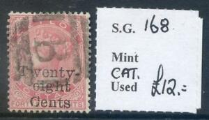 Ceylon-1885-Queen-Victoria-Surcharges-24c-on-48c-rose-used-2017-11-08-06
