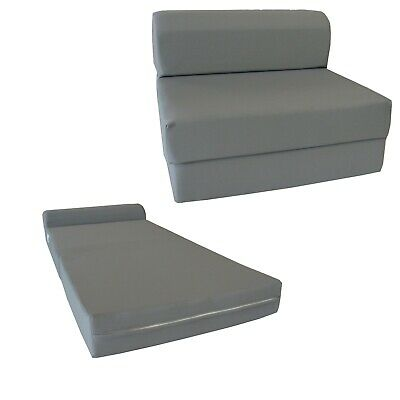 Twin Sleeper Chair Folding Foam Beds Foldable Sofa Couches 6x32x70 Purple