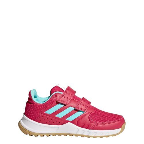 ProTouch Kinder Hallenschuhe Rebel II Klett 269956-900 28-35  NEU in pink Gr