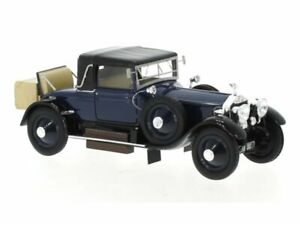 ROLLS ROYCE Silver Ghost Doctors Coupe - 1920 - blue / black - NEO 1:43